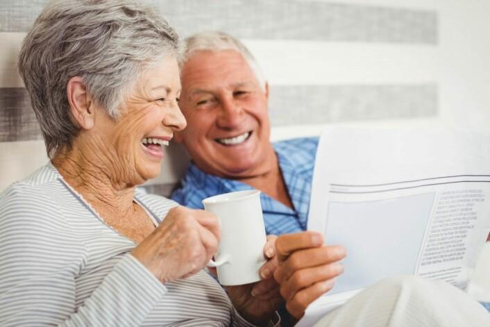 Norge har et av de mest utjevnende pensjonssystemene i Europa. Utjevningen skjer mellom kvinner og menn og fra personer med høy inntekt til personer med lav inntekt. (Illustrasjonsfoto: wavebreakmedia / Shutterstock / NTB scanpix)