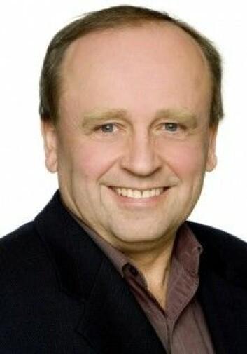 Nils Martin Stølen er pensjonsforsker hos Statistisk sentralbyrå. (Foto: SSB)
