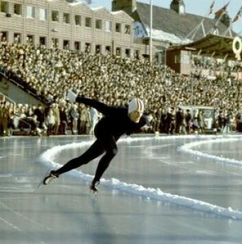Fred Anton Maier er en av professor Hjorts store helter gjennom tidene. Bildet er fra 1968, da Maier ble europamester på Bislett. (Foto: Paul Andreas Røstad / Wikimedia Commons/CC 4.0)