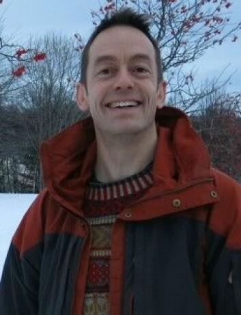 Harald Øverli Eriksen er forsker ved Institutt for geovitenskap ved UiT. (Foto: Vibeke Os)