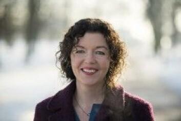 Edda Stang skriver doktoravhandling om barnevernet i den digitale offentligheten. (Foto: Sonja Balci)