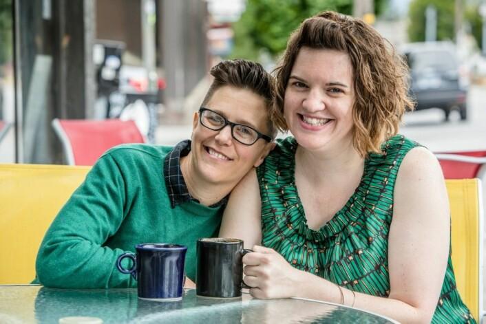 Et robust og positivt selvbilde kan trolig beskytte en del homofile, lesbiske og bifile mot ubehagelige opplevelser. (Illustrasjonsfoto: CREATISTA / Shutterstock / NTB scanpix)