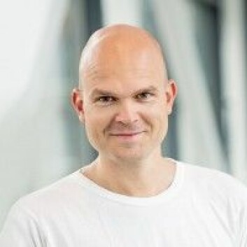 Doktorgradsstipendiat og spesialist i gastroenterologisk kirurgi, Åsmund Avdem Fretland. (Foto: UiO)