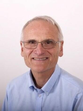 Psykologspesialist Geir Øgrim utreder og forsker på ADHD.