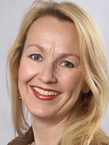 Heidi Aase er avdelingsdirektør for Barns helse og utvikling ved FHI. (Foto: Folkehelseinstituttet)