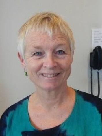 Reidun Jahnsen, leder for oppfølgingsprogrammet for cerebral parese (CPOP). Hennes forskning viser at en tredel av voksne med CP har opplevelser av at behandlingen de fikk i barndommen har vært smertefull. (Foto: Privat)