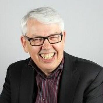 Lars Anders Kulbrandstad er kritisk til at Statsborgerprøven bare gis på norsk. (Foto: Høgskolen i Innlandet)