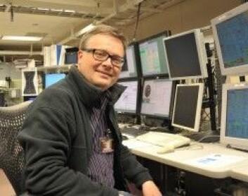 Astronom Håkon Dahle. (Foto: Fumiaki Nakata)