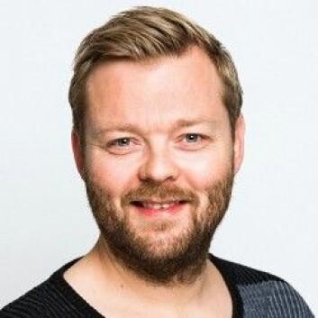 Lege Marius Johansen i Sex og samfunn er usikker på om han kan stole på appen som prevensjonsmiddel. (Foto: Kai Myhre)
