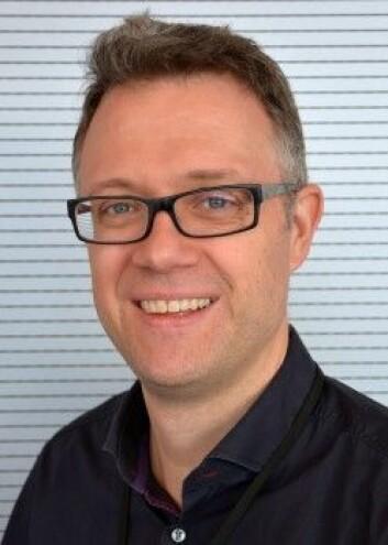 Espen Eek er fagansvarlig ved Norges Geotekniske Institutt. (Foto: NGI)