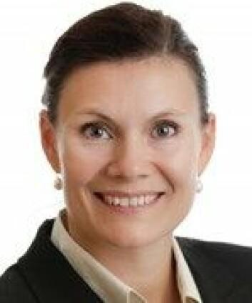 Anna Nordström ved Umeå universitet mener at fordi de følger svært mange personer over svært mange år har de en sterk studie som viser sammenheng mellom hodeskader og demens. (Foto: Universitetet i Umeå)