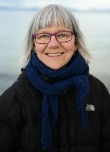 Ellen Blix er professor ved OsloMet. (Foto: Sonja Balci)