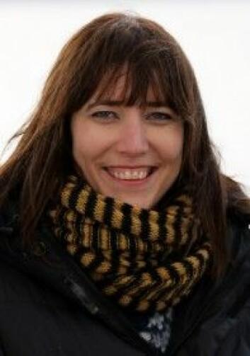 Berit Kristoffersen er forsker ved Institutt for samfunnsvitenskap på Universitetet i Tromsø. (Foto: UiT)