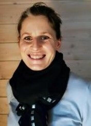 Marte Helene Bjørk er postdoktor ved Klinisk Institutt 1 på Universitetet i Bergen. (Foto: Privat)
