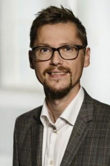 – Ordene styrer oss, sier språklig antropolog Carsten Levisen ved Roskilde universitet i Danmark. (Foto: Lars Svankjær)