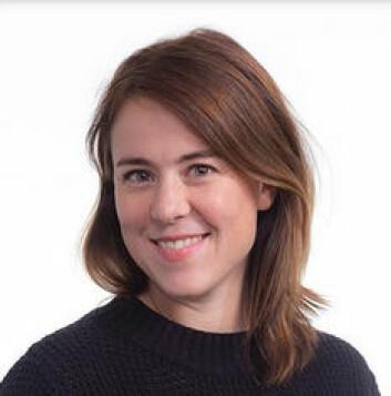 Siri Øyslebø Sørensen ved Institutt for tverrfaglige studier. (NTNU)