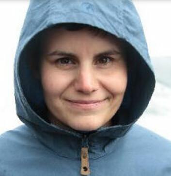 Stine Helena Bang Svendsen ved Institutt for lærerutdanning. (Foto: NTNU)