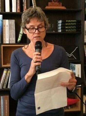 Agnes Bolsø ved Institutt for tverrfaglige studier, NTNU. (Foto: Kjersti Lie)