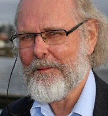 Rottene var uskyldige, hevder biolog Nils Chr. Stenseth. (Foto: Eva C. Simensen/UiO)