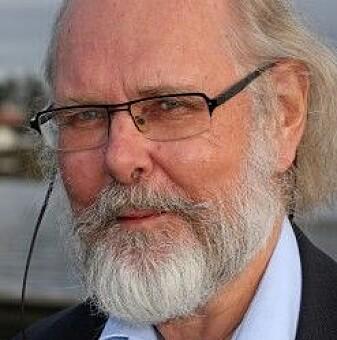 Nils Chr. Stenseth er nå strategisk rådgiver ved UiOs matematisk-naturvitenskapelige fakultet. (Foto: Eva Simensen)