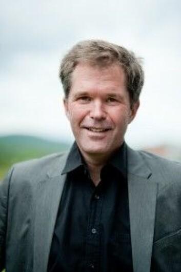John Arne Røttingen, administrerende direktør i Norges forskningsråd, sier at norske forskere også risikerer å miste støtten hvis de blir tatt i juks. (Foto: Norges forskningsråd)