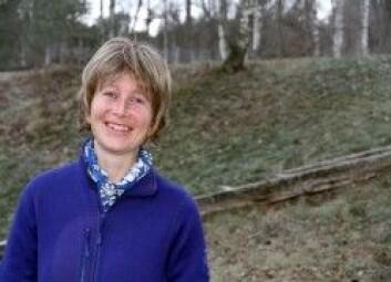 Rådgiver Rose Bergslid ved Norsk senter for økologisk landbruk har regna på hvor mye gardbrukerene kan spare på «møkkasamarbeid» (Foto: Anita Land)