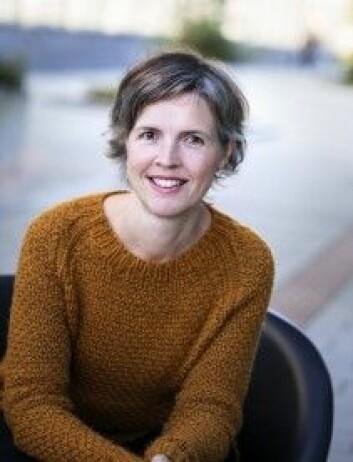 Kjersti Lundetræ (Foto: Elisabeth Tønnessen)