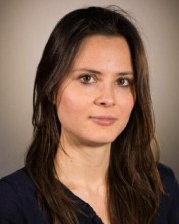 Esmeralda Colombo er stipendiat ved Det juridiske fakultet, UiB. (Foto: UiB)