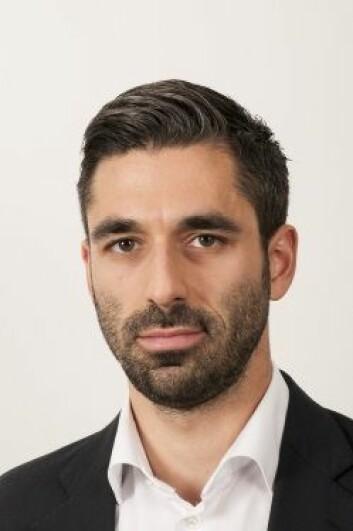 Victor Shammas har nylig avlagt sin doktorgrad i sosiologi ved Institutt for sosiologi og samfunnsgeografi ved UiO. (Foto: UiO)