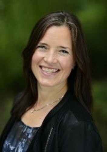 Professor Liv Elin Torheim ved Samfunnsernæring på HiOA. (Foto: Sonja Balci)