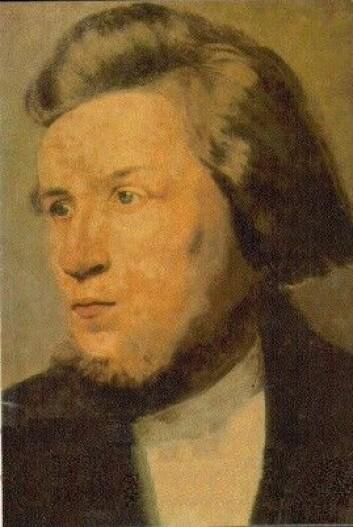 Hans Nielsen Hauge (Maleri: Ukjent opphav / Wikimedia commons)