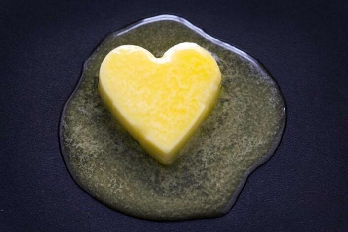 Hvor farlig er smør? Her er det mange meninger og forskerne kommer opp med ulike resultater. (Illustrasjonsfoto: Microstock)