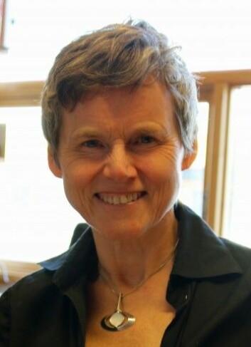 Agnes Bolsø påpeker at den heteroseksuelle flørten involverer maktforskjeller mellom menn og kvinner. (Foto: Mari Lilleslåtten)