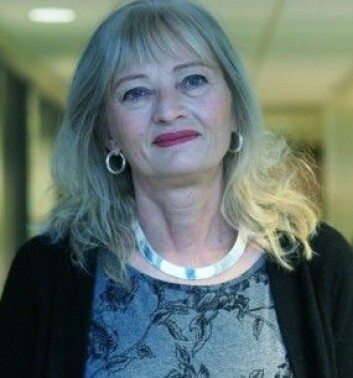 Hilde E. Pape ved Folkehelseinstituttet forsker på rusmiddelbruk. (Foto: Ola Gamst Sæther)