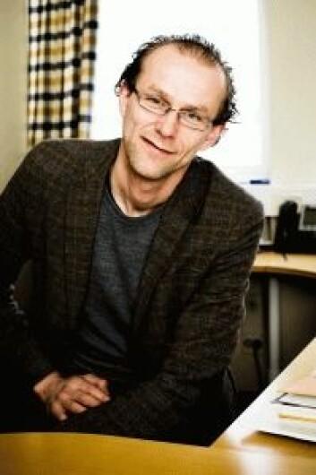 Birger Svihus fra NMBU tror ikke det er noe stort problem at personlige interesser påvirker forskere. (Foto: NMBU)
