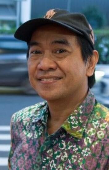 Jamaluddin Jompa regner med at funnene på sjøgress i Indonesia kan overføres til europeiske arter. (Foto: Georg Mathisen)