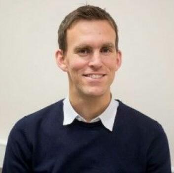 Weydahl er fysiker og jobber i strømforsyningsgruppa ved FFI. Han er ekspert på brenselceller og batterier. (Foto. FFI)