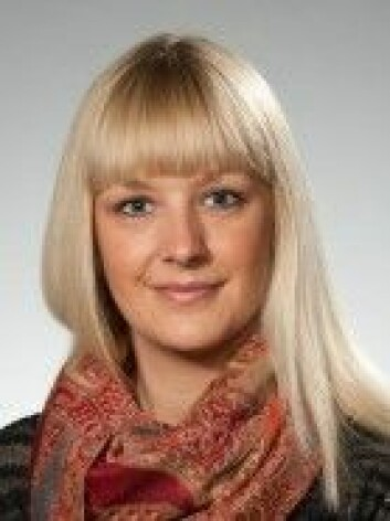 Marte-Mari Uhlen (Foto: Det odontologiske fakultet, UiO)