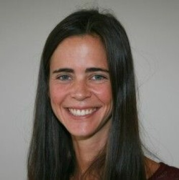 Marta Perez de Nanclares Fernandez er stipendiat ved NMBU. (Foto: Janne Karin Brodin)