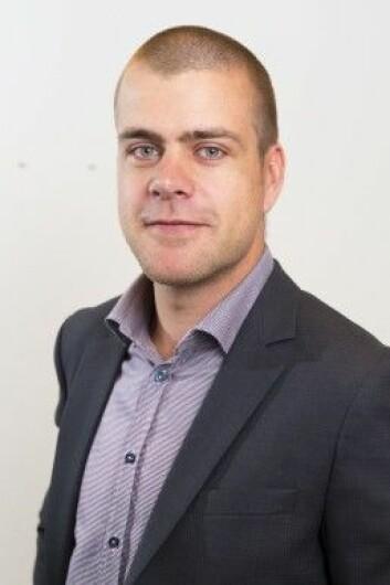 Henrik Peersen er styreleder i Hjernerådet og generalsekeritær i Norsk epilepsiforbund. [Foto: Norsk epilepsiforening]