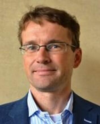 Førsteamanuensis Harald Irgens-Jensen. (Foto: UiO)