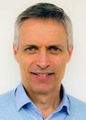 Lars Holden mener det er en kortslutning å konkludere med at økt tilgang på mer usunn mat er noe av årsaken til mer diabetes 2 i østlige bydeler i Oslo. (Foto: Norsk regnesentral)