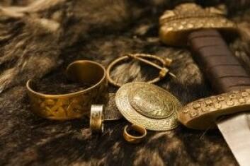 Vikingene hadde det rette utstyret for å slå hardt til mot motstanderne sine. (Foto: Dm_Cherry / Shutterstock / NTB scanpix)