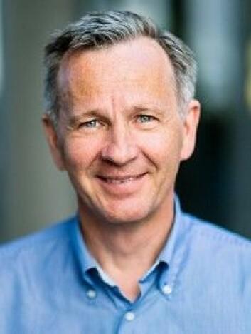 Ole Kristian Hjelstuen er administrerende direktør i Inven2. De hjelper norske sykehus med å forhandle avtaler med legemiddelfirmaer som vil teste ut medisiner. (Rettigheter: Ole Kristian Hjelstuen)