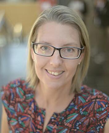 Linda Larsen. (Foto: UiO)