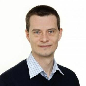 Det er bekymringsfullt at forskere ikke vet hva som skjedde med prosjektene de var med på, mener Jacob Hølen, sekretariatsleder i NEM. (Foto: Trond Isaksen)