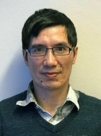 Zhiliang Zhang. (Foto: NTNU)