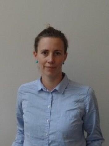 Anette Bringedal Houge ved Institutt for kriminologi og rettssosiologi på Universitetet i Oslo. (Foto: UiO)