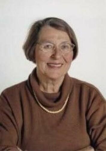 Anne Lise Seip har vært professor i historie ved Universitetet i Oslo. (Foto: UiO/Aschehoug)