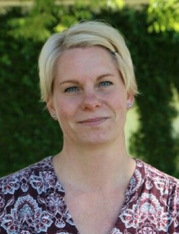 Jane Ludvigsen. (Foto: Ingrid Spilde)